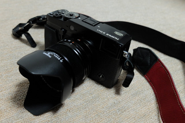 X-Pro1 買いました