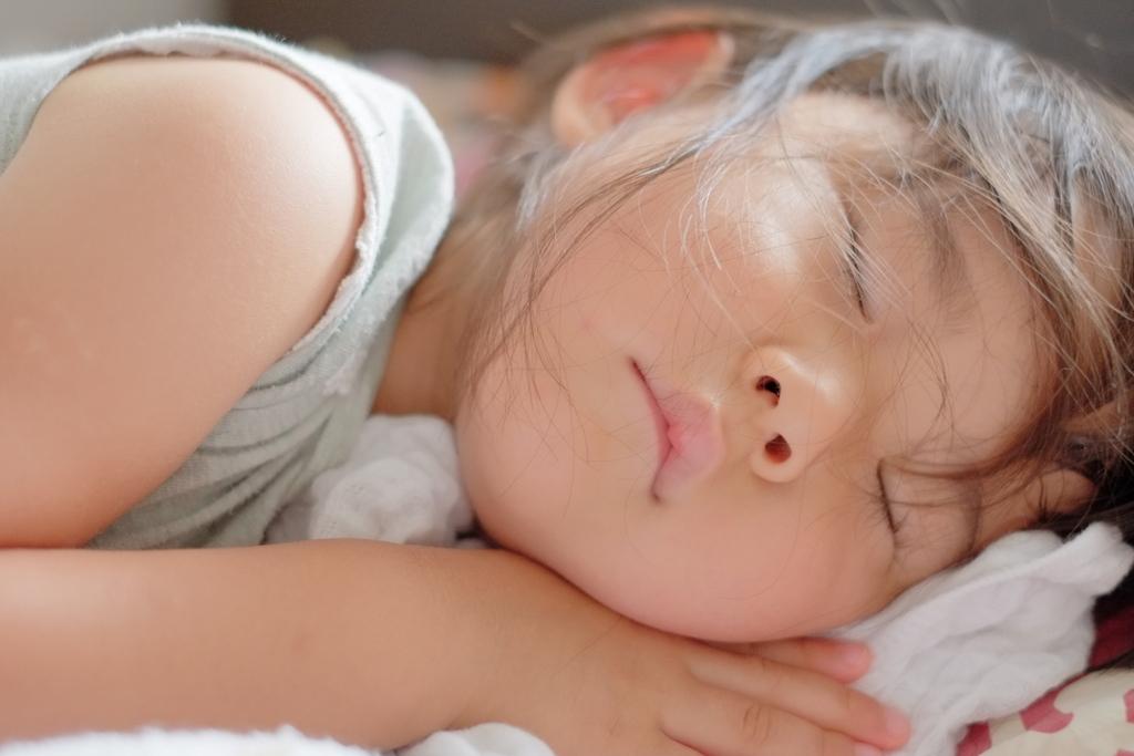 子供のポートレートをふんわり可愛く撮る方法