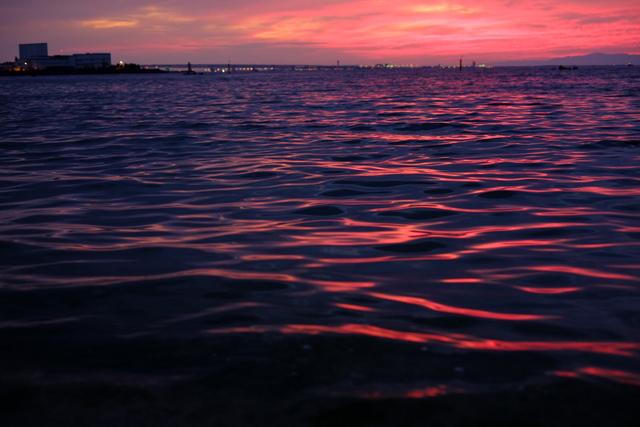 夕日・日の入りを綺麗に撮る方法