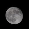 望遠レンズXF55-200mmで満月を撮ってみました