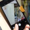 iPhone6sのカメラのシャッター音