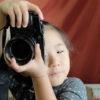 カメラ女子用ストラップ サクラカメラスリング