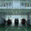 船で写真を撮るには、コンパクトカメラが便利
