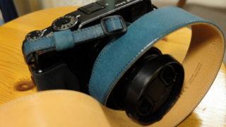 本革カメラストラップのおすすめ