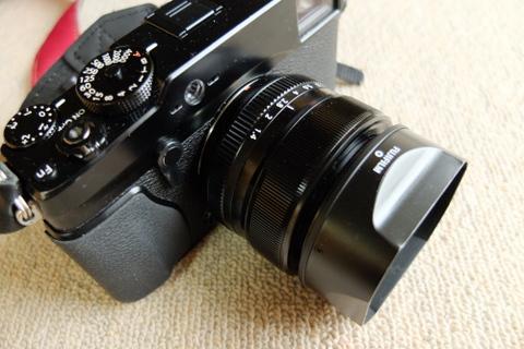 フジフイルムXF35