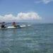 岡波島 沖縄県糸満市のクジラの化石のある無人島